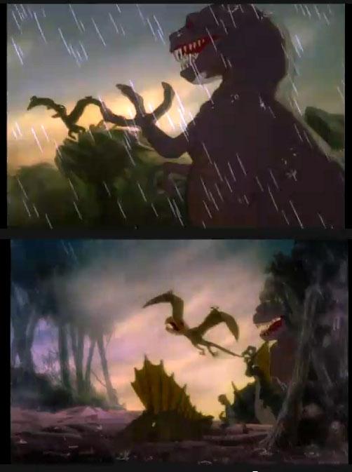 Disney Dimorphodon