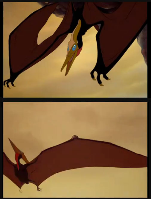 Disney's Pteranodon