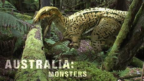 Australia: Monsters, part 3 of the 4-paet series by PBS/Nova.