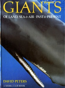 Figure 1. The cover of Giants, the book that launched my adult interest in dinosaurs, pterosaurs and everything inbetween.