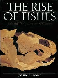 Figure 1. The Rise of Fishes 1995 book by fish expert John Long.